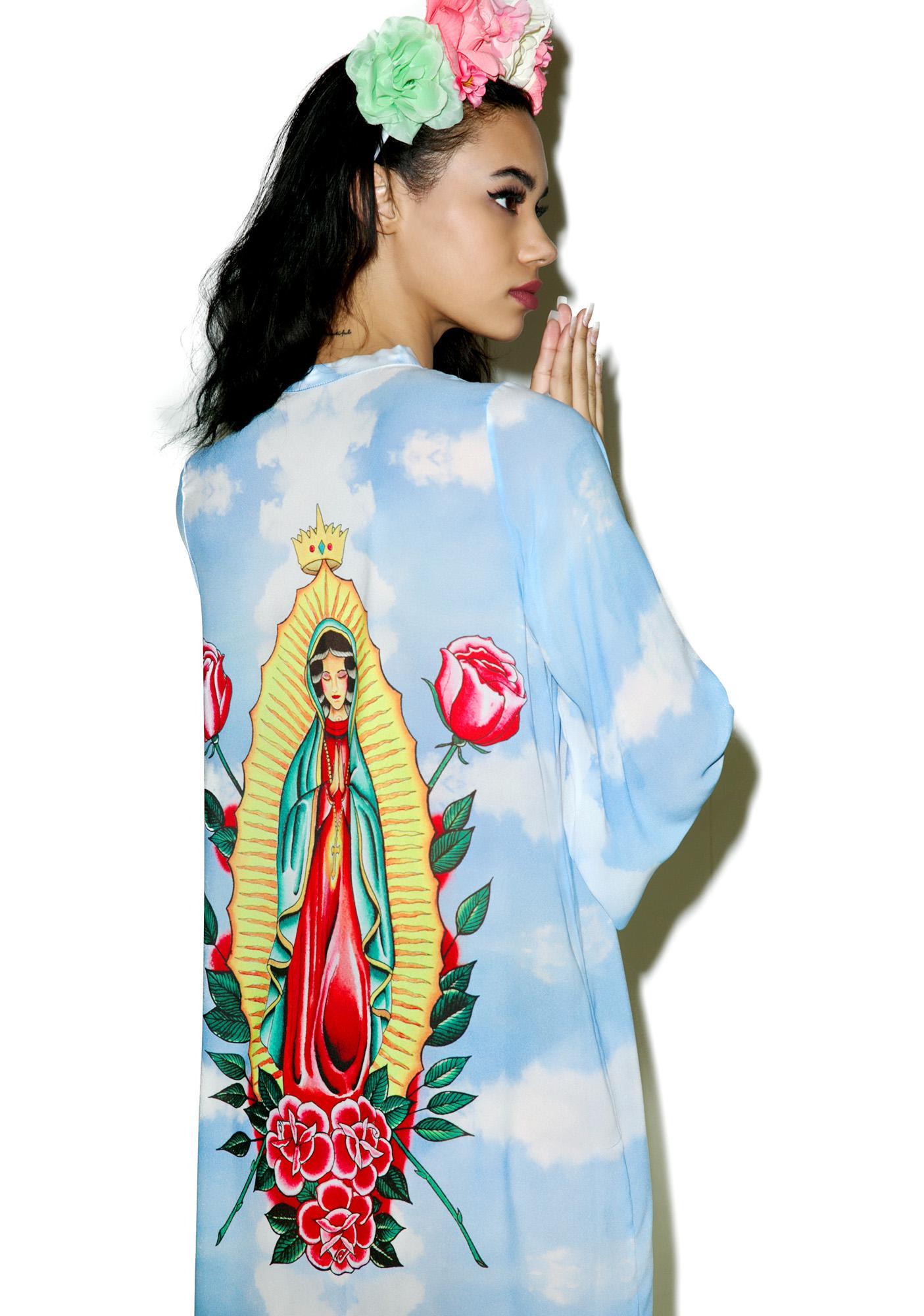 Current Mood Guadalupe Kimono