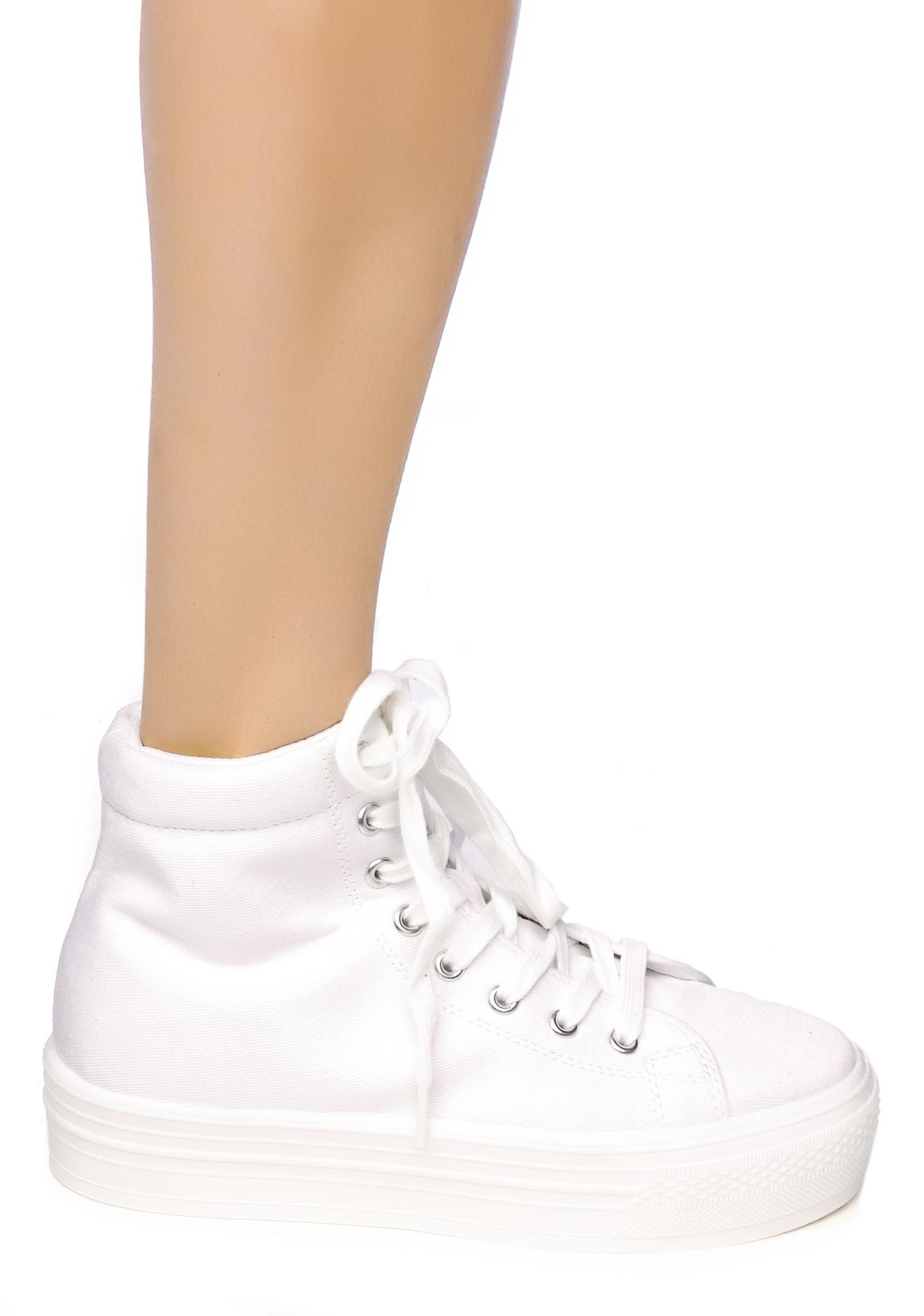 Sidekick Platform Sneakers