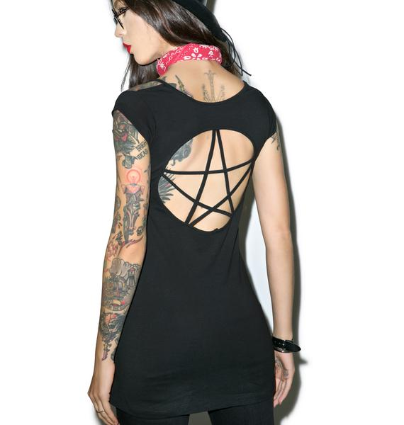Witches Give Stitches Top