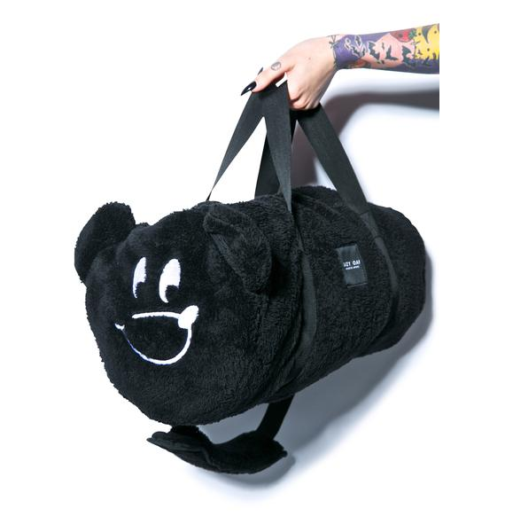 Lazy Oaf Barrel Bear Carry All Bag
