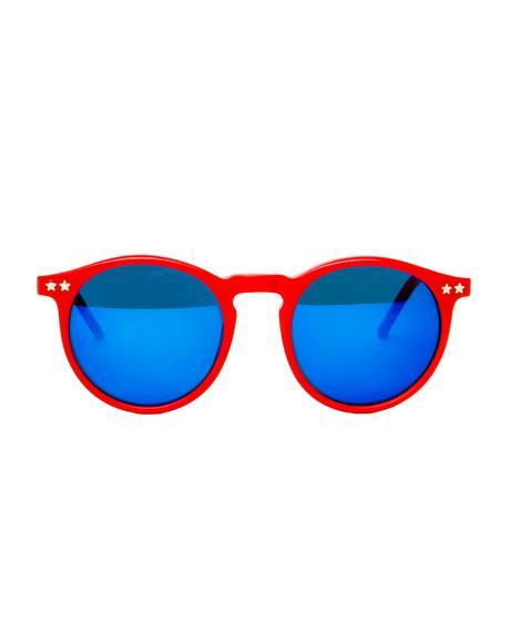 Steff Deluxe Frame Sunglasses