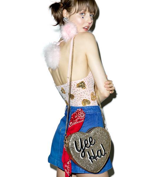 Skinnydip YeeHa Cross Body Bag