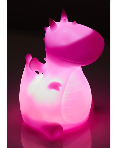Pinky Dragon Ambient Light