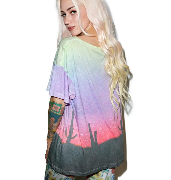 Wildfox Couture Lone Wolf Unisex Tee