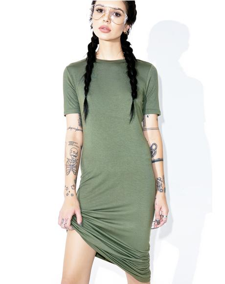 Bae-Sick Maxi Dress
