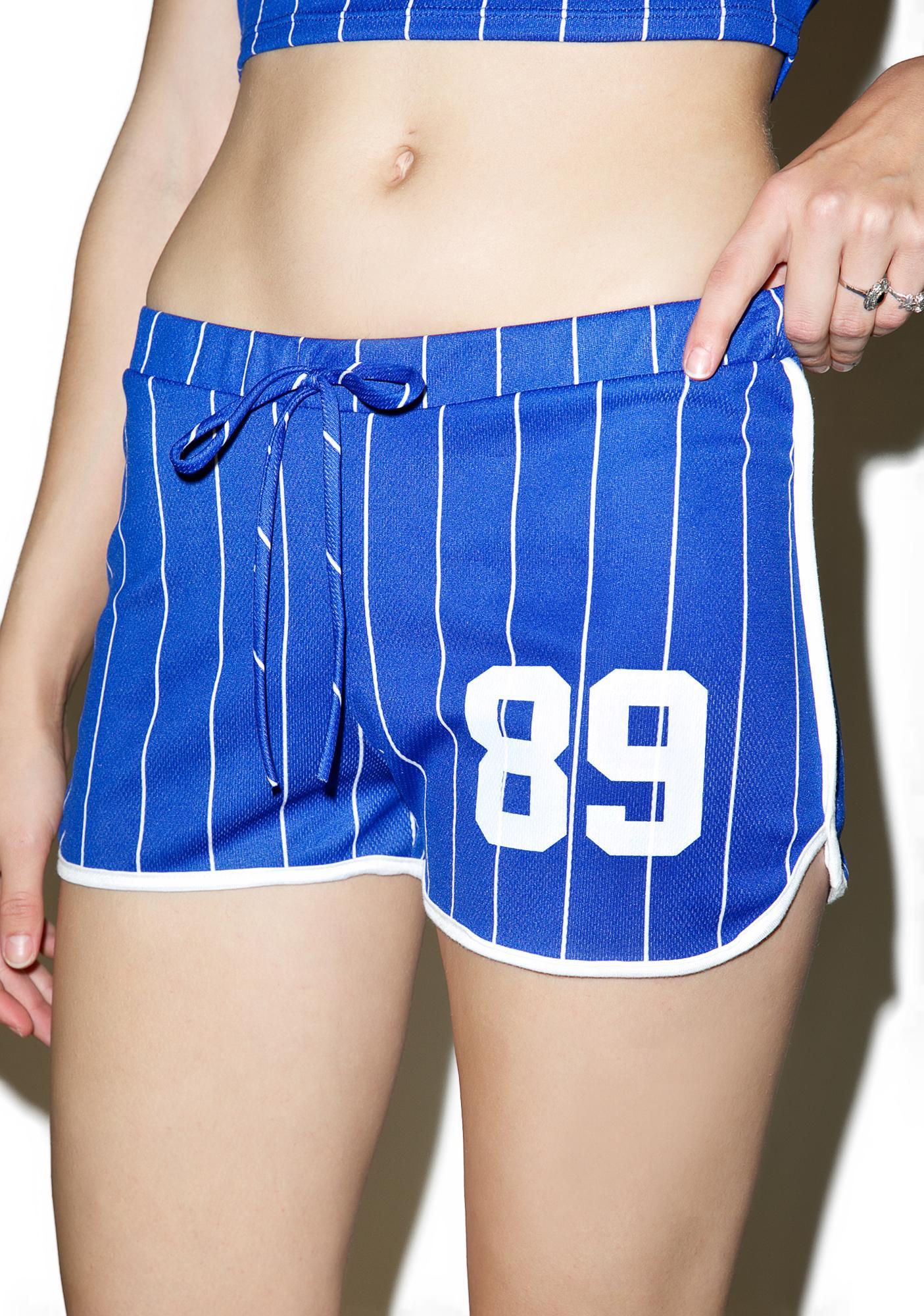 Team 89 Shorts
