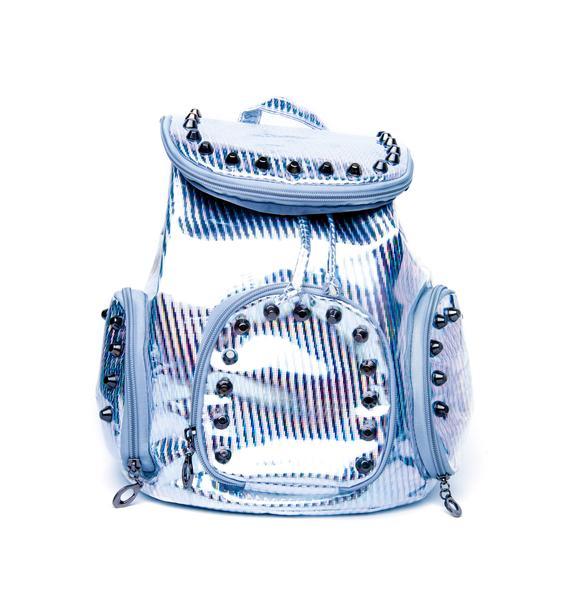 Jem's Holographic Backpack