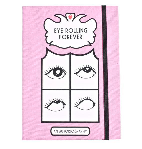 Valfré Eye Rolling Forever Journal