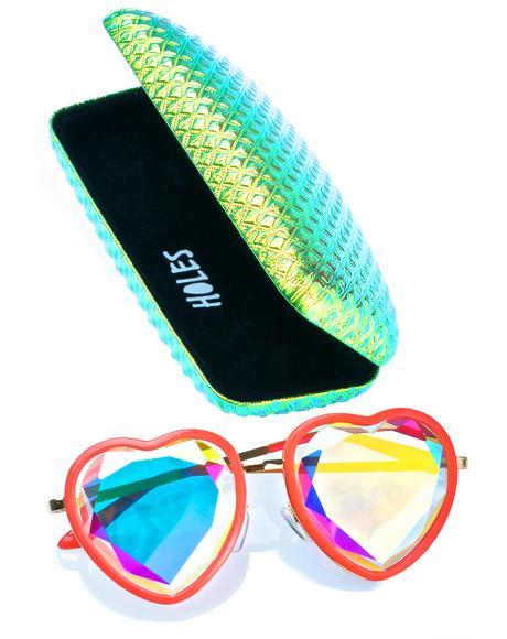 BB Heart Sunglasses
