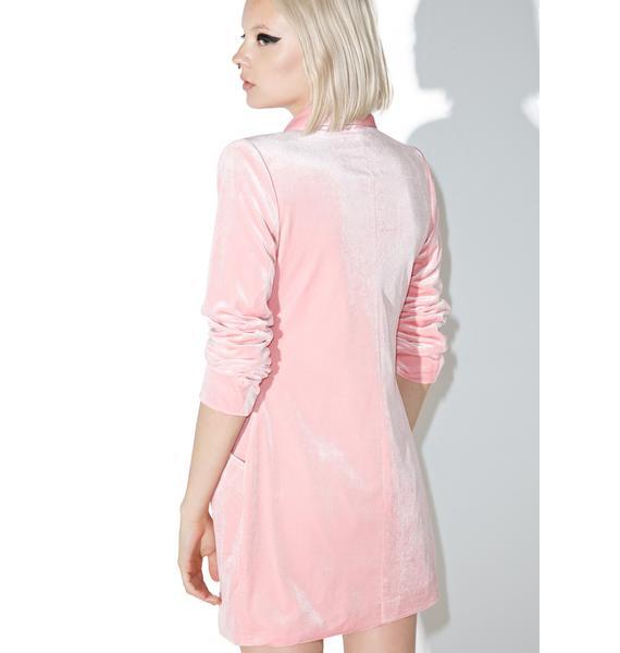 Romantic Gainsbourg Blazer Dress