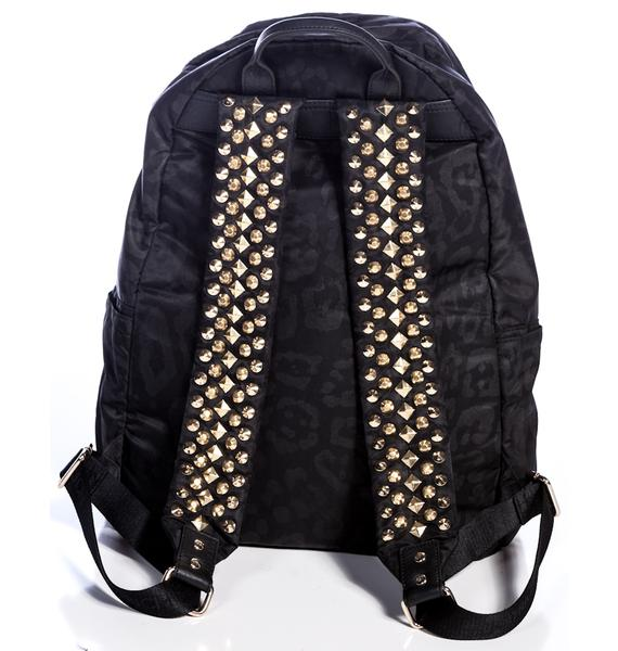 Joyrich Hidden Leopard Backpack