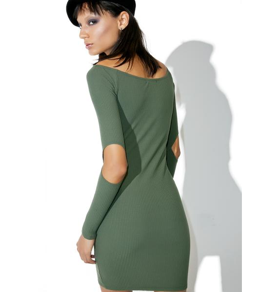 Close To You Bodycon Dress
