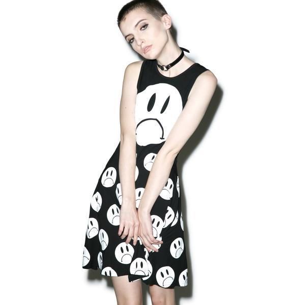Killstar Sad Skater Dress