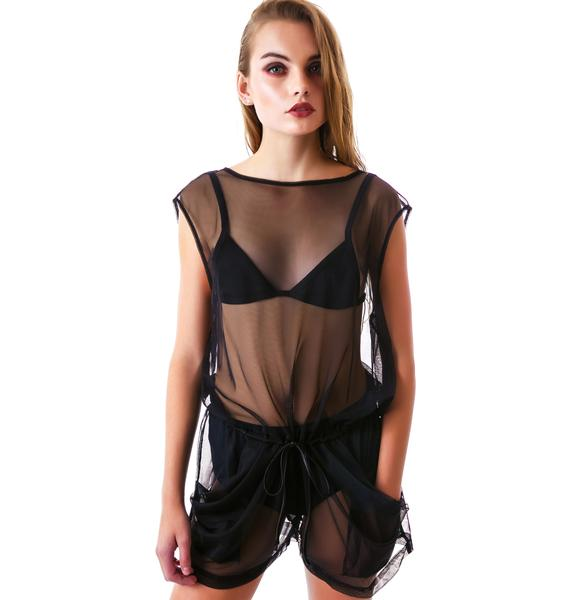 Widow Moonlight Escapade Romper