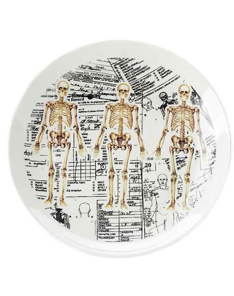 Skeleton Plate