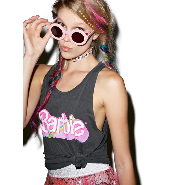 Junk Food Clothing Barbie Tank Top