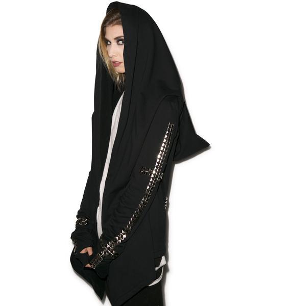 Hazmat Design The Blind Dead Hoodie