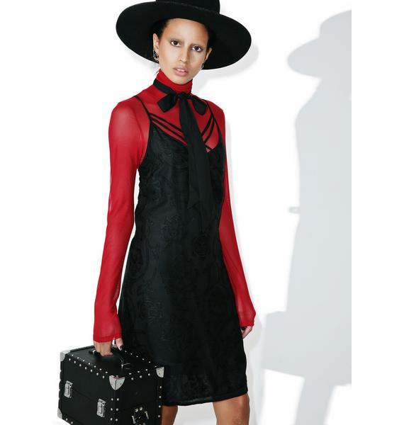Obey Amanda Slip Dress