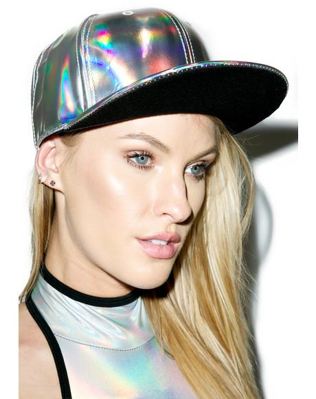 Intergalactic Hologram Hat