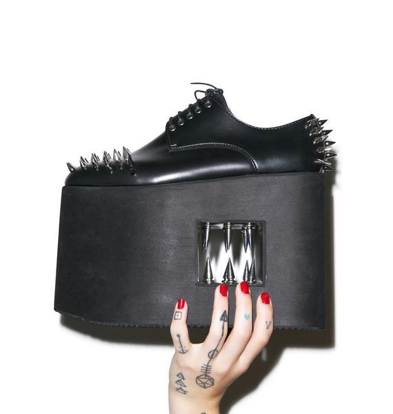 Monster Shoes Death Trap Platforms