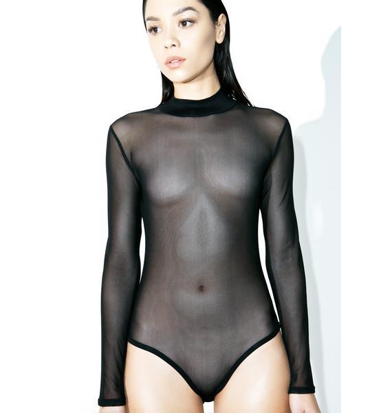 The Way It Goes Mesh Bodysuit