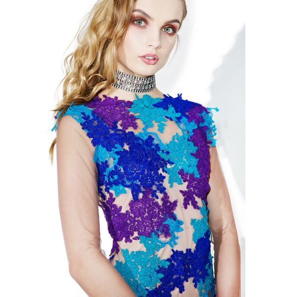Dolly Bae Novella Garden Lace Dress