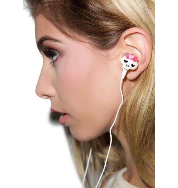 Skullyton Ear Buds