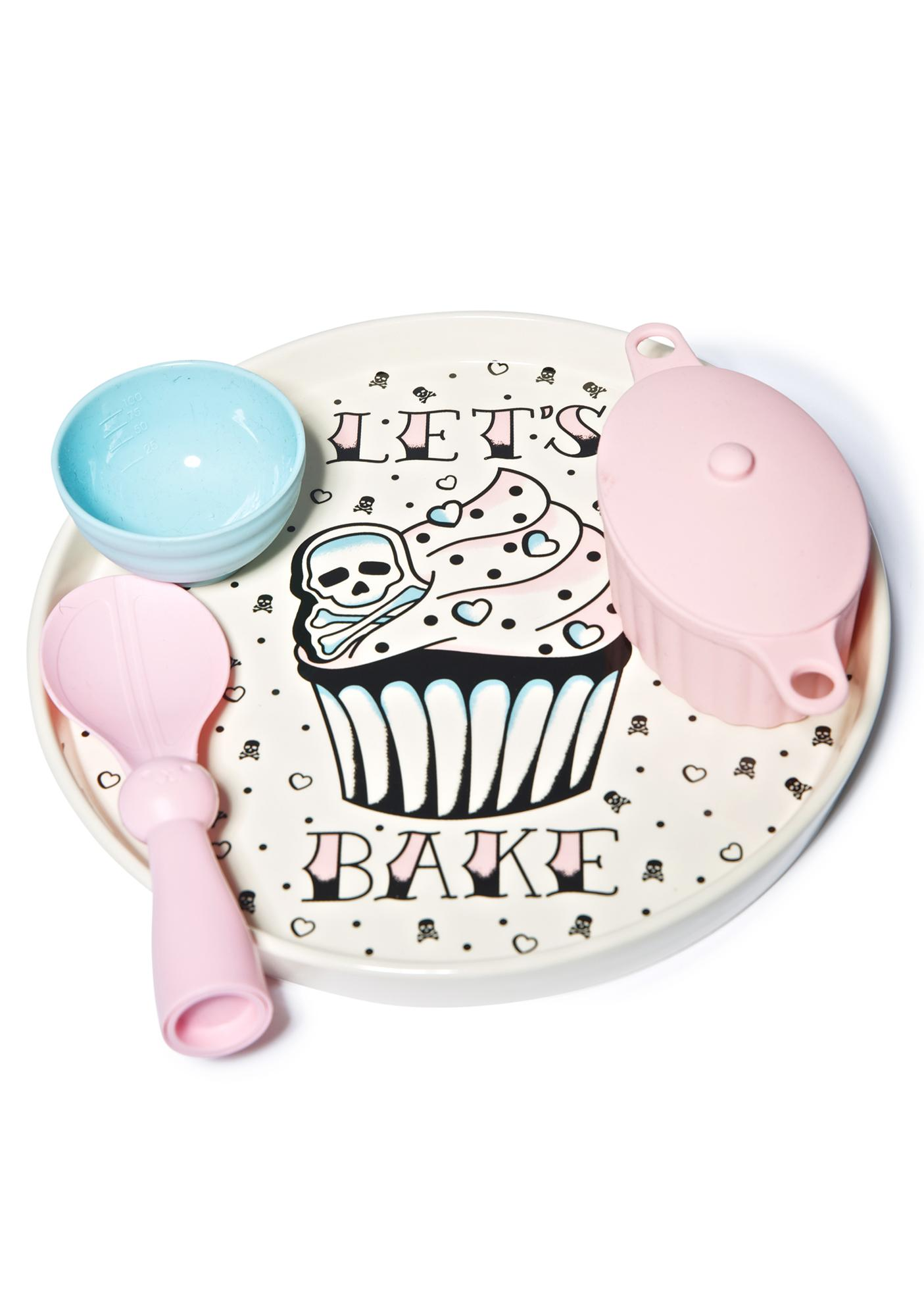 Sourpuss Clothing Let's Bake Platter