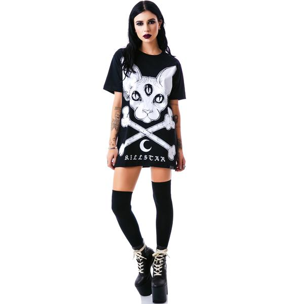 Killstar Third Eye T Shirt
