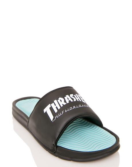 X Thrasher Tour De Stoops Slides