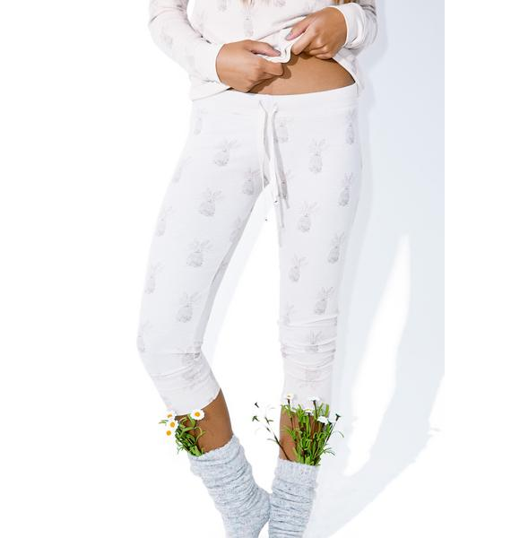 All Things Fabulous Rabbit Thermal Pants