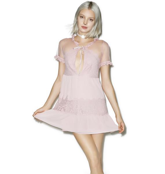Rosalie Lace Dress