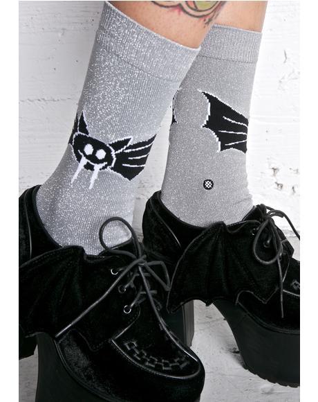 Soko Bat Tomboy Socks