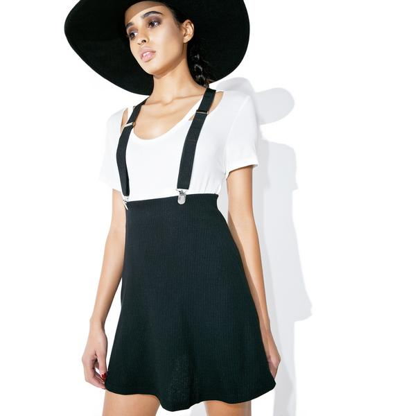 Grip Of Death Suspender Skirt