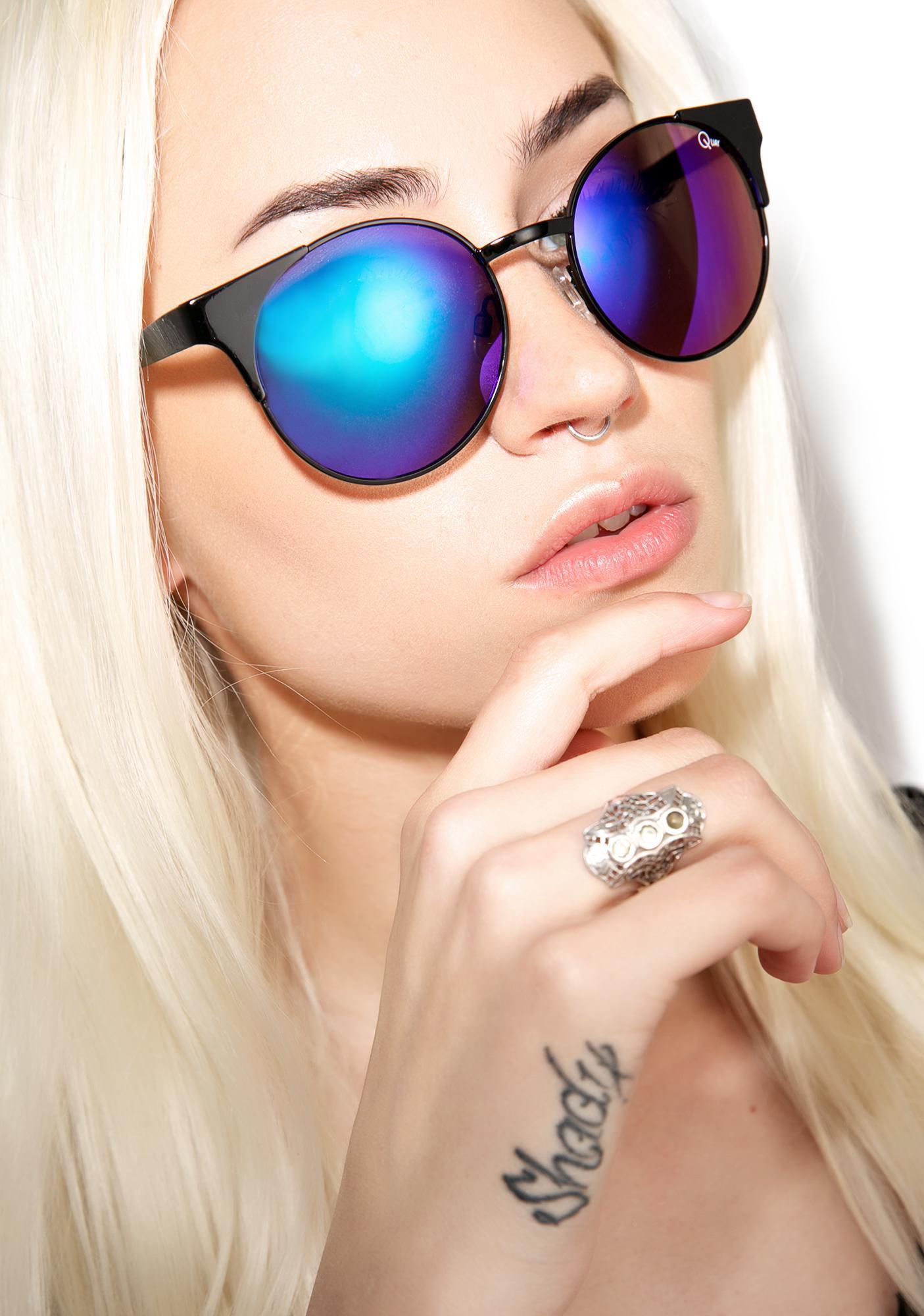Quay Eyeware Asha Sunglasses