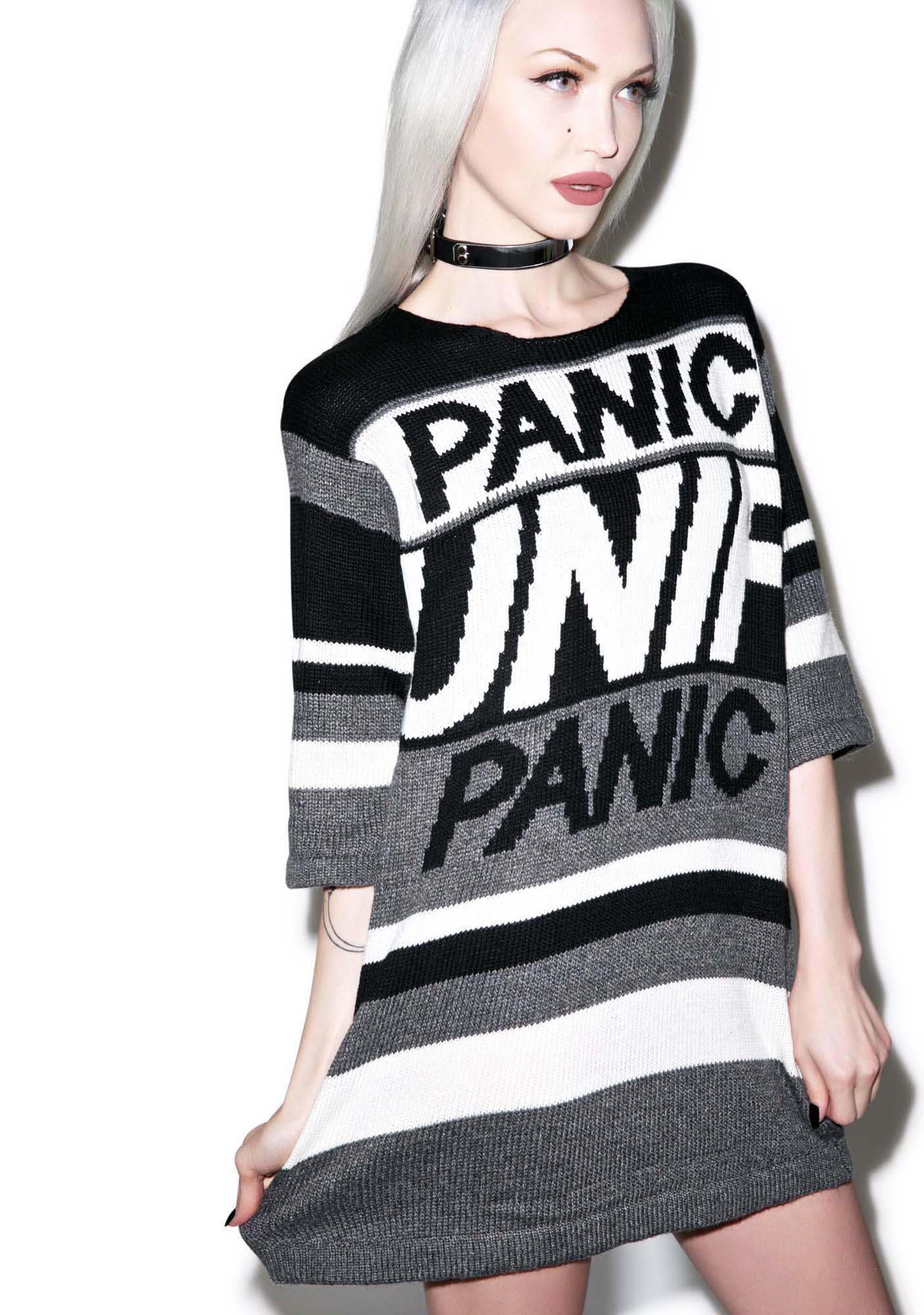 UNIF Panic Game Sweater