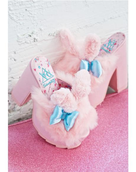 X Sanrio My Melody Dream Platforms