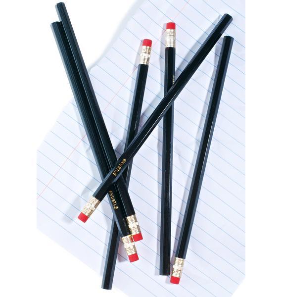 SugarLuxeShop Achieve 'N Exceed Pencil Set