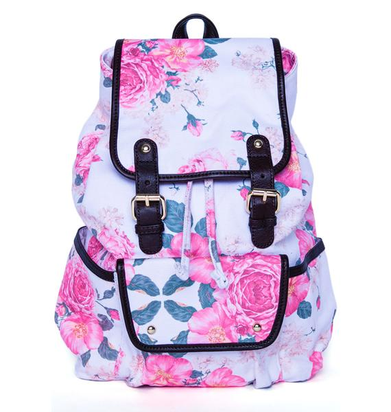 Wildfox Couture Austen Rose Backpack