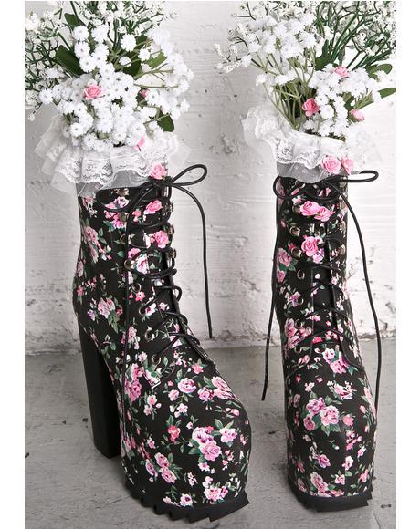 Secret Garden Boots