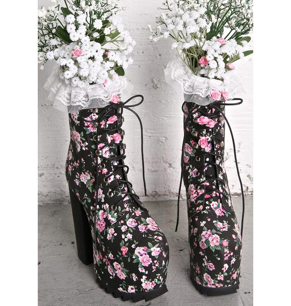 Sugarbaby Secret Garden Boots