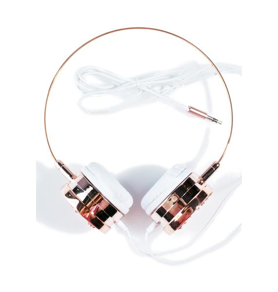 Skinnydip Pyrite Headphones