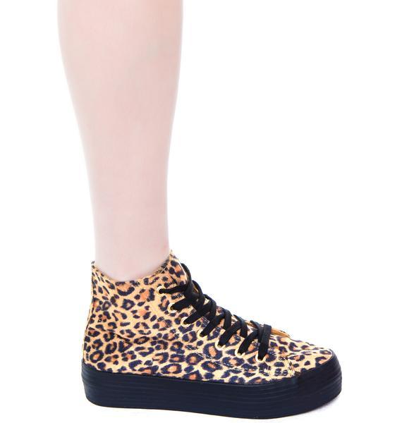 Vero London Platform Sneakers