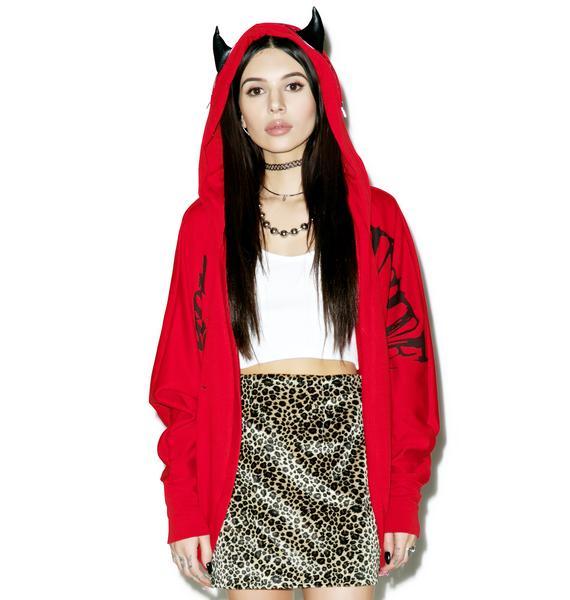 Horny Devil Hoodie