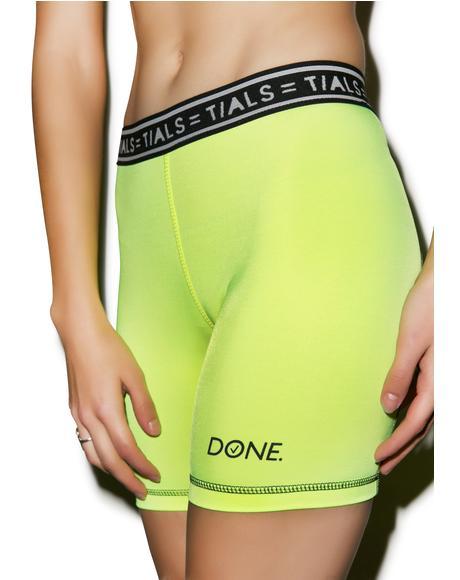 Done Bike Shorts
