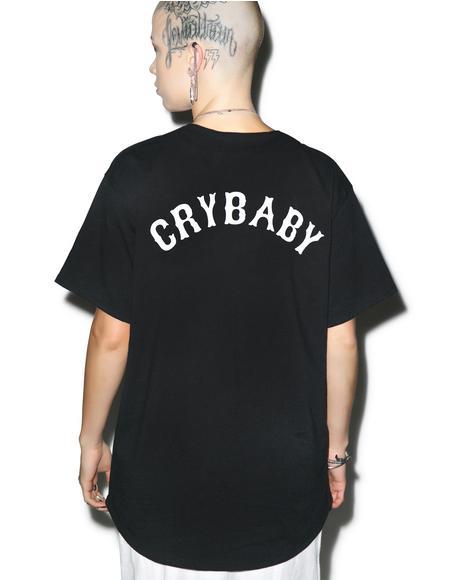 Cry Baby Baseball Jersey