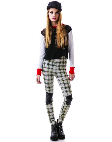 Tomorrow Never Knows Leggings