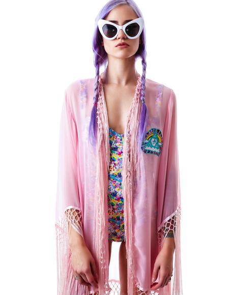 Stay Fly Kimono