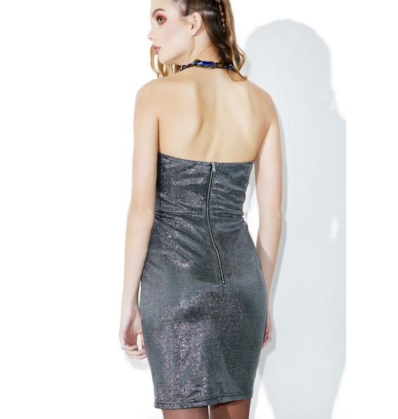 Shine A Light Mini Dress