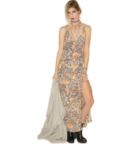 For Love & Lemons Midnight Cowgirl Dress